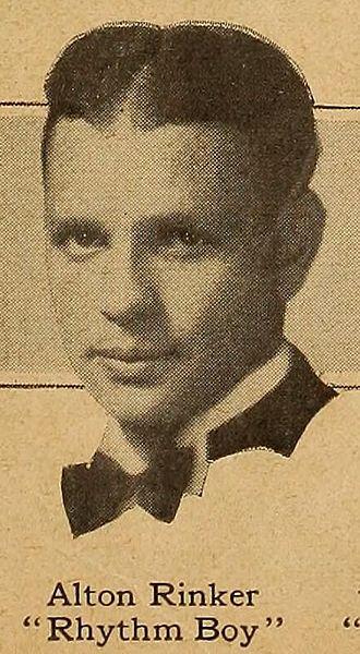 Al Rinker - Image: Al Rinker Motion Picture, June 1930