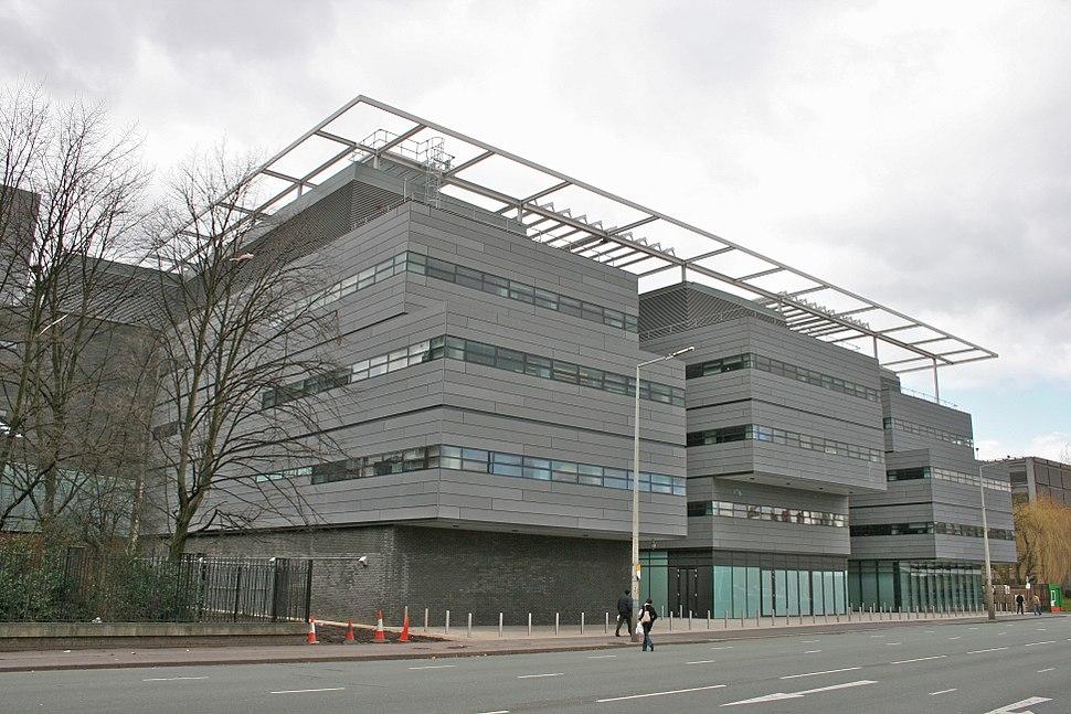 Alan Turing Building 1
