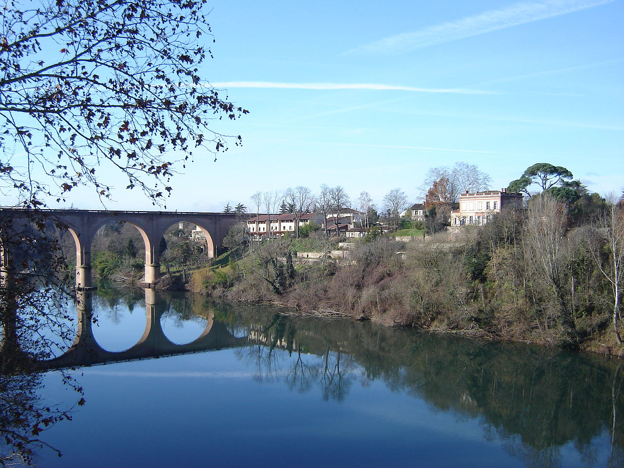 Albi France  city pictures gallery : Albi Town, France Wikimedia Commons