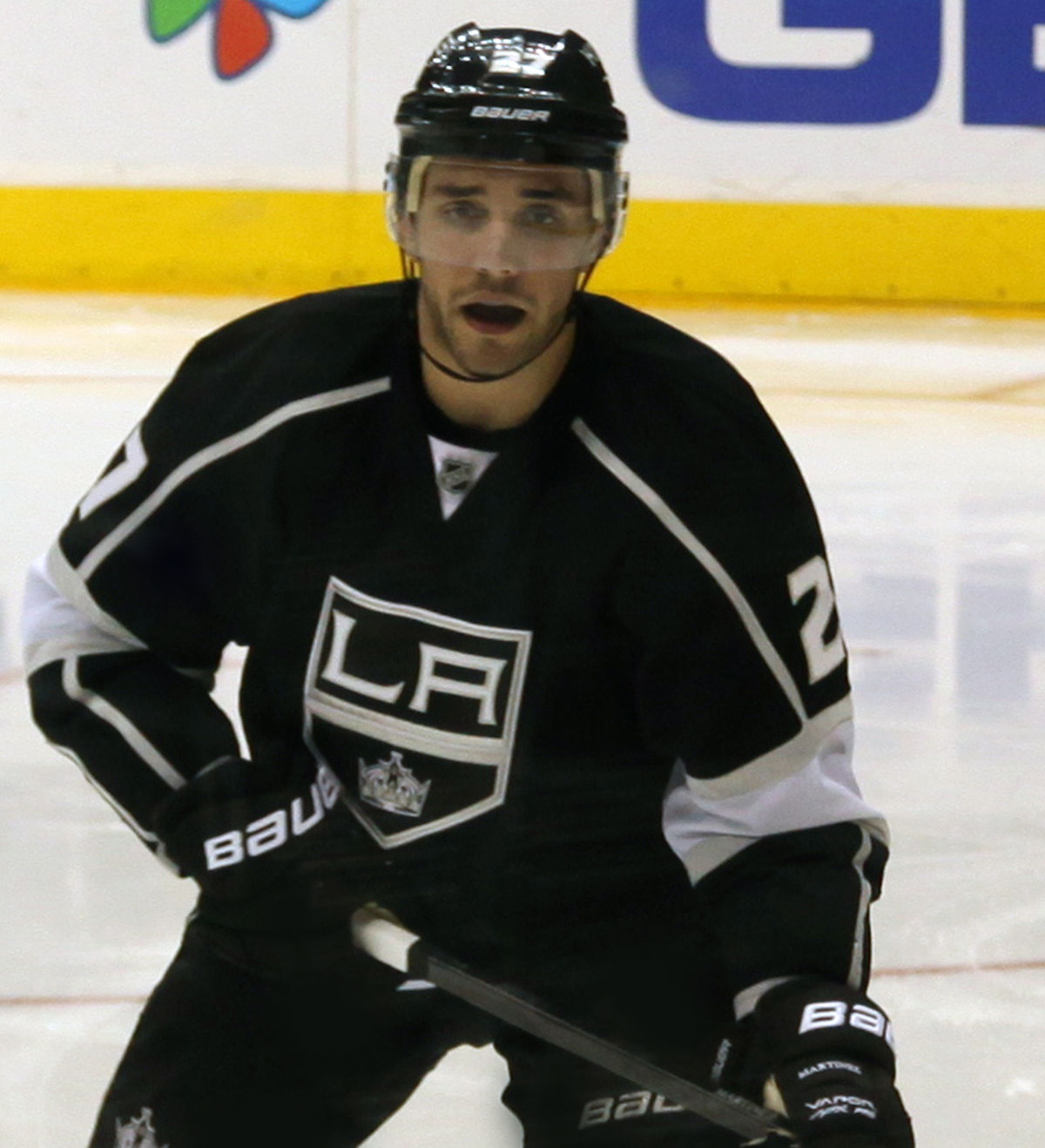 huge selection of 7ff4a ddea4 Alec Martinez - Wikipedia