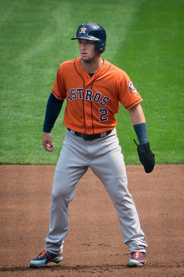 competitive price 74403 2dce1 Alex Bregman - Wikiwand