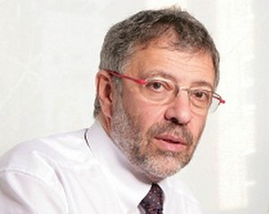 Alexander Goldfarb (biologist) - Alexander Goldfarb in 2007