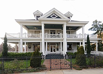 National Register of Historic Places listings in Spartanburg County, South Carolina - Image: Alexander House