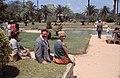 Alexandria 1962, Antoniadis kert. Fortepan 93141.jpg