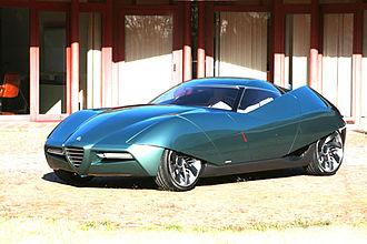 Gruppo Bertone - Image: Alfa BAT 11