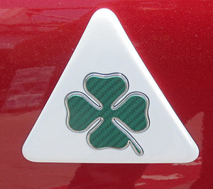 Ugo Sivocci - Quadrifoglio Verde (Green cloverleaf) has been used on Alfa Romeo racing cars since the death of Sivocci.