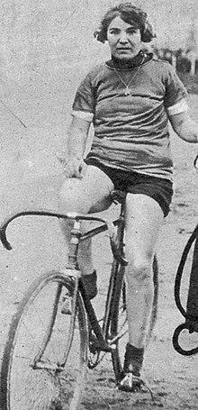 Alfonsina Strada negli anni '20