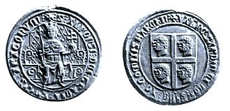 Alfonso IV of Aragon - Seal of Alfonso IV