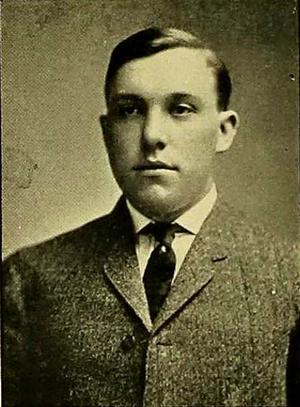 Alfred Ellet Hitchner - Hitchner from The Scarlet Letter, 1905