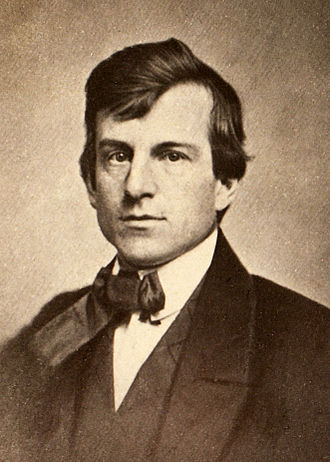 Alfred S. Hartwell - 1858 Harvard graduation photo