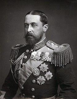 Alfred, Duke of Saxe-Coburg and Gotha Duke of Saxe-Coburg and Gotha