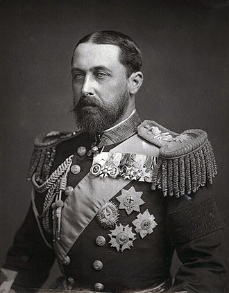 Alfred, Duke of Saxe-Coburg and Gotha - Prince Alfred in 1881