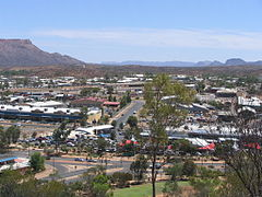 Pictures of Alice Springs