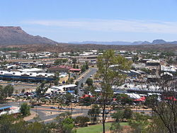 Alice Springs  Day Tour