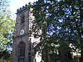 All Saints Church , Daresbury (Birthplace of Lewis Carroll ) - panoramio.jpg