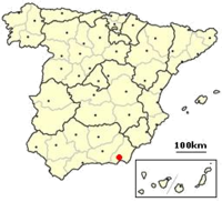 Almeria, Spain location.png