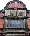 Almshouses Plaque, 2-12 Westfield Road - geograph.org.uk - 1145738.jpg
