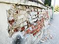 Altdorf-Niederbayern Hauptstrasse-74 D-2-74-113-7 Friedhofsmauer spaetgotisch.jpg