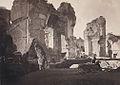 Altobelli, Gioacchino (1825-1878) - Ruins of the Thermae of Caracalla.jpg