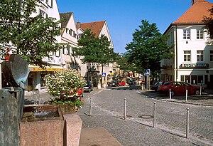 Dachau altstadt parken