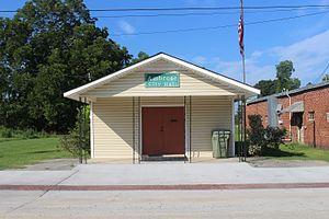 Ambrose, Georgia - Ambrose City Hall