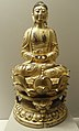Amitabha Buddha of the Forty-eight Vows, Chinese, Liao Dynasty, 10th to early 11th century - Nelson-Atkins Museum of Art - DSC09129.JPG