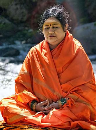 Karunamayi - Sri Amma Karunamayi, Atlanta 2014