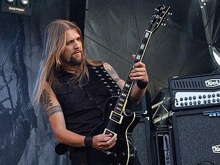 Esa Holopainen Finnish musician