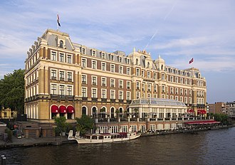 InterContinental - Image: Amstel Hotel 2034