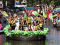 Amsterdam Gay Pride 2013 boat no13 Groen Links pic1.JPG
