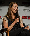 Amy Acker Q&A panel at 2015 Fan Expo Canada in Toronto.jpg