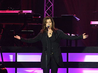 Amy Grant - Grant in West Wendover, Nevada, 2008