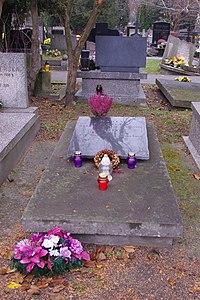 Anatol Fejgin (grób) 01.JPG