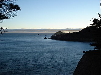 Anchor Bay, California - Image: Anchor Bay panoramio