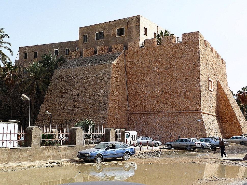 Ancient castle - panoramio
