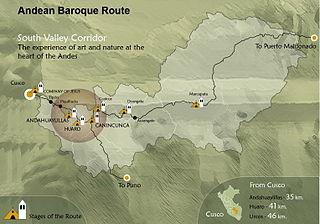 Andean Baroque Route