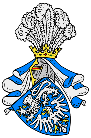 Counts of Andechs - Coat of arms
