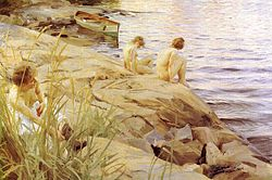 Anders Zorn: Outdoors