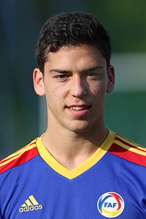 Max Llovera - Image: Andorra national football team Max Llovera (001)