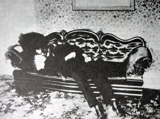 Lizzie Borden - Body of Andrew Borden
