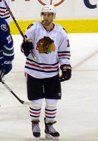 Andrew Ladd - Ladd in 2009.