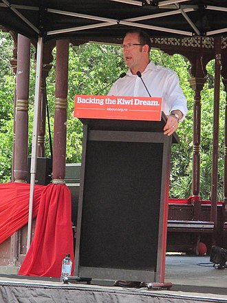 Andrew Little (New Zealand politician) - Little's 'State of the Nation' speech, January 2016