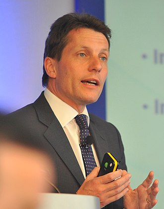 Andy Hornby - Hornby in 2010