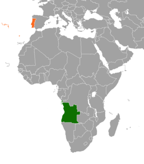Angola–Portugal relations