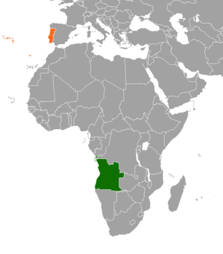 Diplomatic relations between the Republic of Angola and the Portuguese Republic
