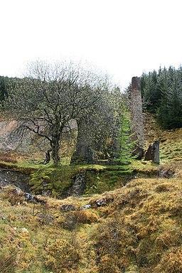 Angred Shaft, Nantymwyn mine - geograph.org.uk - 783374
