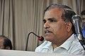 Anil Shrikrishna Manekar Speaks - Ganga Singh Rautela Retirement Function - NCSM - Kolkata 2016-02-29 1547.JPG