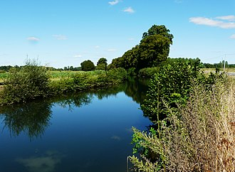 Annesse-et-Beaulieu - The Annesse canal