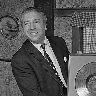 Mantovani - Mantovani in 1970