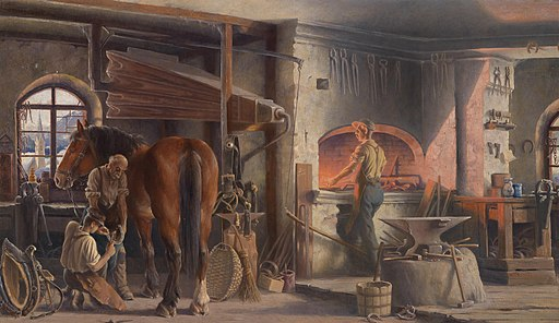 Anonymous Farrier